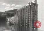 Image of Grand Coulee dam Washington State United States USA, 1942, second 13 stock footage video 65675061757
