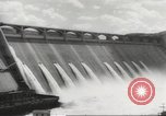 Image of Grand Coulee dam Washington State United States USA, 1942, second 23 stock footage video 65675061757