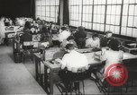 Image of American women war workers United States USA, 1942, second 34 stock footage video 65675061759