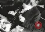 Image of American women war workers United States USA, 1942, second 44 stock footage video 65675061759