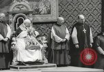 Image of Pope John XXIII Vatican City Rome Italy, 1963, second 30 stock footage video 65675061764