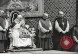 Image of Pope John XXIII Vatican City Rome Italy, 1963, second 31 stock footage video 65675061764