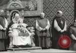 Image of Pope John XXIII Vatican City Rome Italy, 1963, second 32 stock footage video 65675061764