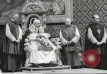 Image of Pope John XXIII Vatican City Rome Italy, 1963, second 33 stock footage video 65675061764