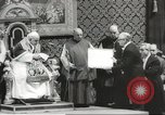 Image of Pope John XXIII Vatican City Rome Italy, 1963, second 36 stock footage video 65675061764