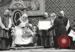 Image of Pope John XXIII Vatican City Rome Italy, 1963, second 37 stock footage video 65675061764