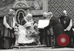 Image of Pope John XXIII Vatican City Rome Italy, 1963, second 38 stock footage video 65675061764
