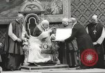 Image of Pope John XXIII Vatican City Rome Italy, 1963, second 39 stock footage video 65675061764