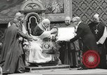 Image of Pope John XXIII Vatican City Rome Italy, 1963, second 42 stock footage video 65675061764