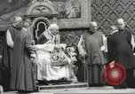 Image of Pope John XXIII Vatican City Rome Italy, 1963, second 47 stock footage video 65675061764