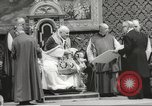 Image of Pope John XXIII Vatican City Rome Italy, 1963, second 48 stock footage video 65675061764