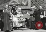 Image of Pope John XXIII Vatican City Rome Italy, 1963, second 49 stock footage video 65675061764