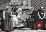 Image of Pope John XXIII Vatican City Rome Italy, 1963, second 50 stock footage video 65675061764