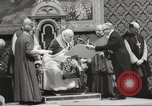 Image of Pope John XXIII Vatican City Rome Italy, 1963, second 51 stock footage video 65675061764