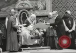 Image of Pope John XXIII Vatican City Rome Italy, 1963, second 52 stock footage video 65675061764