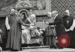 Image of Pope John XXIII Vatican City Rome Italy, 1963, second 53 stock footage video 65675061764