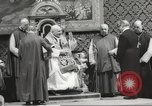 Image of Pope John XXIII Vatican City Rome Italy, 1963, second 57 stock footage video 65675061764