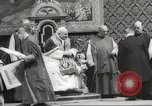 Image of Pope John XXIII Vatican City Rome Italy, 1963, second 58 stock footage video 65675061764