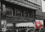 Image of International Film Festival Europe, 1963, second 18 stock footage video 65675061765