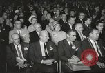 Image of President John F Kennedy awards handicapped man Massachusetts United States USA, 1963, second 4 stock footage video 65675061766