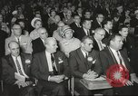 Image of President John F Kennedy awards handicapped man Massachusetts United States USA, 1963, second 6 stock footage video 65675061766