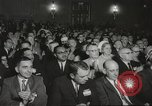 Image of President John F Kennedy awards handicapped man Massachusetts United States USA, 1963, second 21 stock footage video 65675061766