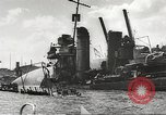 Image of attack on Pearl Harbor Pearl Harbor Hawaii USA, 1941, second 44 stock footage video 65675061769