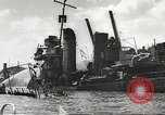 Image of attack on Pearl Harbor Pearl Harbor Hawaii USA, 1941, second 45 stock footage video 65675061769