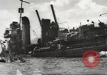 Image of attack on Pearl Harbor Pearl Harbor Hawaii USA, 1941, second 46 stock footage video 65675061769