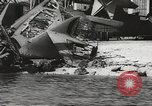 Image of attack on Pearl Harbor Pearl Harbor Hawaii USA, 1941, second 53 stock footage video 65675061769