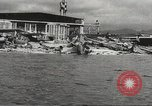 Image of attack on Pearl Harbor Pearl Harbor Hawaii USA, 1941, second 55 stock footage video 65675061769