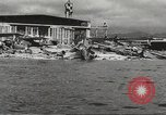 Image of attack on Pearl Harbor Pearl Harbor Hawaii USA, 1941, second 56 stock footage video 65675061769