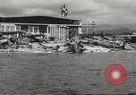 Image of attack on Pearl Harbor Pearl Harbor Hawaii USA, 1941, second 57 stock footage video 65675061769