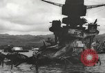 Image of attack on Pearl Harbor Pearl Harbor Hawaii USA, 1941, second 60 stock footage video 65675061769