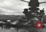Image of attack on Pearl Harbor Pearl Harbor Hawaii USA, 1941, second 61 stock footage video 65675061769