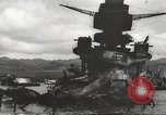 Image of attack on Pearl Harbor Pearl Harbor Hawaii USA, 1941, second 62 stock footage video 65675061769