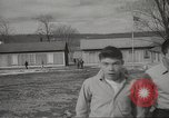 Image of job corps trainees Thurmont Maryland USA, 1965, second 5 stock footage video 65675061779