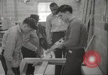 Image of job corps trainees Thurmont Maryland USA, 1965, second 28 stock footage video 65675061779
