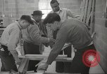 Image of job corps trainees Thurmont Maryland USA, 1965, second 29 stock footage video 65675061779