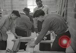 Image of job corps trainees Thurmont Maryland USA, 1965, second 30 stock footage video 65675061779