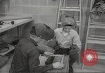 Image of job corps trainees Thurmont Maryland USA, 1965, second 35 stock footage video 65675061779
