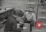Image of job corps trainees Thurmont Maryland USA, 1965, second 36 stock footage video 65675061779