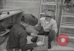 Image of job corps trainees Thurmont Maryland USA, 1965, second 37 stock footage video 65675061779
