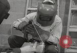 Image of job corps trainees Thurmont Maryland USA, 1965, second 41 stock footage video 65675061779