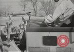 Image of job corps trainees Thurmont Maryland USA, 1965, second 50 stock footage video 65675061779