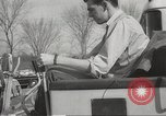 Image of job corps trainees Thurmont Maryland USA, 1965, second 51 stock footage video 65675061779