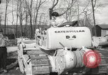 Image of job corps trainees Thurmont Maryland USA, 1965, second 57 stock footage video 65675061779