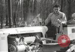 Image of job corps trainees Thurmont Maryland USA, 1965, second 62 stock footage video 65675061779