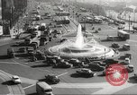 Image of parking problems Madrid Spain, 1966, second 4 stock footage video 65675061784