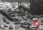 Image of parking problems Madrid Spain, 1966, second 6 stock footage video 65675061784